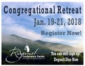 cong retreat jan2018-still sign up