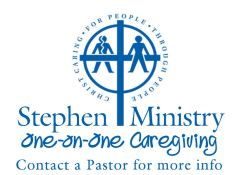 Stephen Ministry 2018b