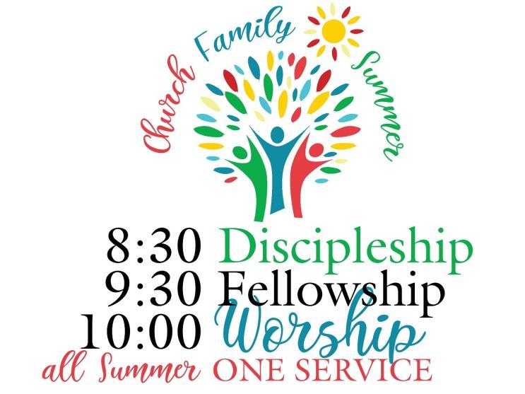Church Family Summer Starts b