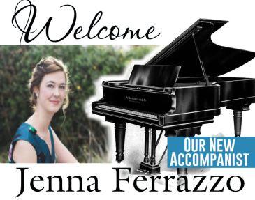 Welcome Jenna F
