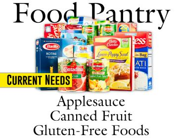Food Pantry New