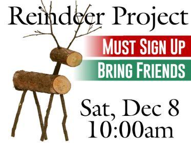 Reindeer Project