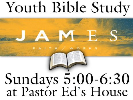 youth bible study james