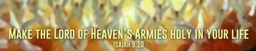 Isaiah 8.11.