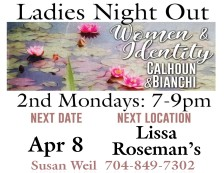 Ladies Night Out-April2019