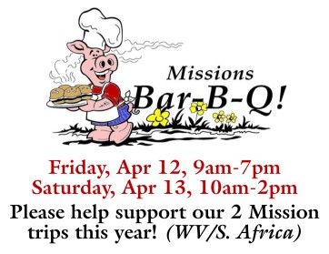Missions BBQ details 2019 no form