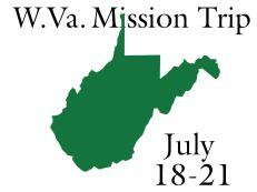 WVa Mission Trip