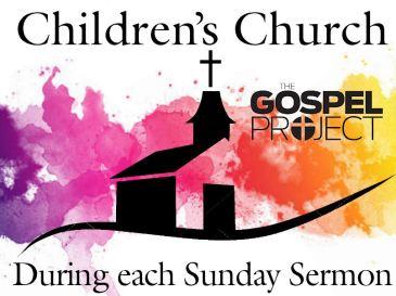 Children's Church 2019