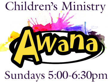 Children's Ministries 2019