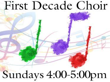First Decade Choir