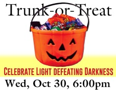 Trunk or Treat 2019