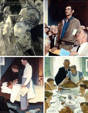 Rockwell 4 Freedoms